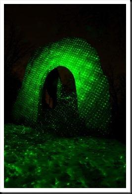 green laser 2